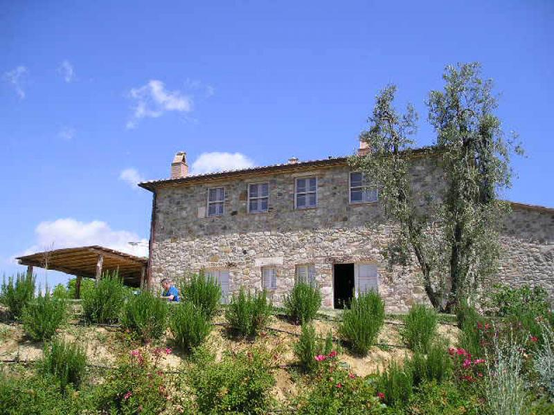 Country house for sale in italy tuscany siena san casciano dei